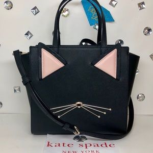 KATE♠️SPADE JAZZ THINGS UP SMALL HAYDEN SATCHEL